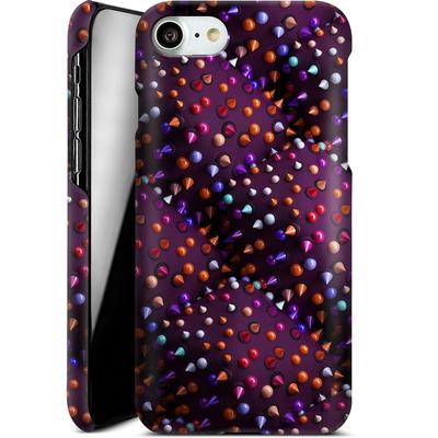 Apple iPhone 7 Smartphone Huelle - Spike Pattern von Danny Ivan