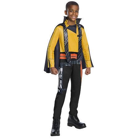 Solo: A Star Wars Story-Lando Boys Costume, Medium , Multiple Colors
