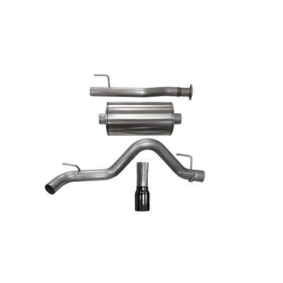 Corsa Cat-Back Exhaust - 14918BLK