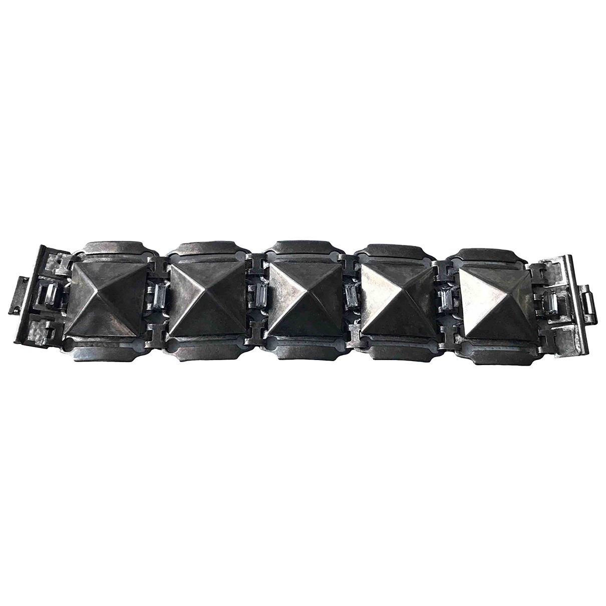 Dannijo - Bracelet   pour femme en acier - anthracite
