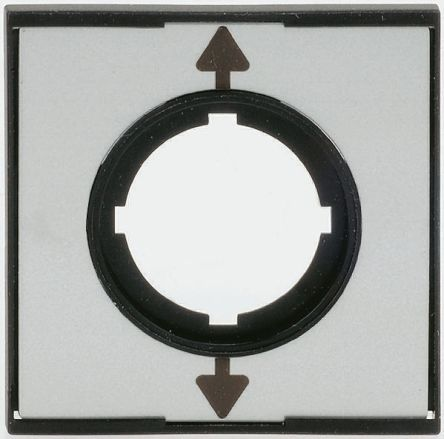 Eaton Label for use with 2 Position Joystick