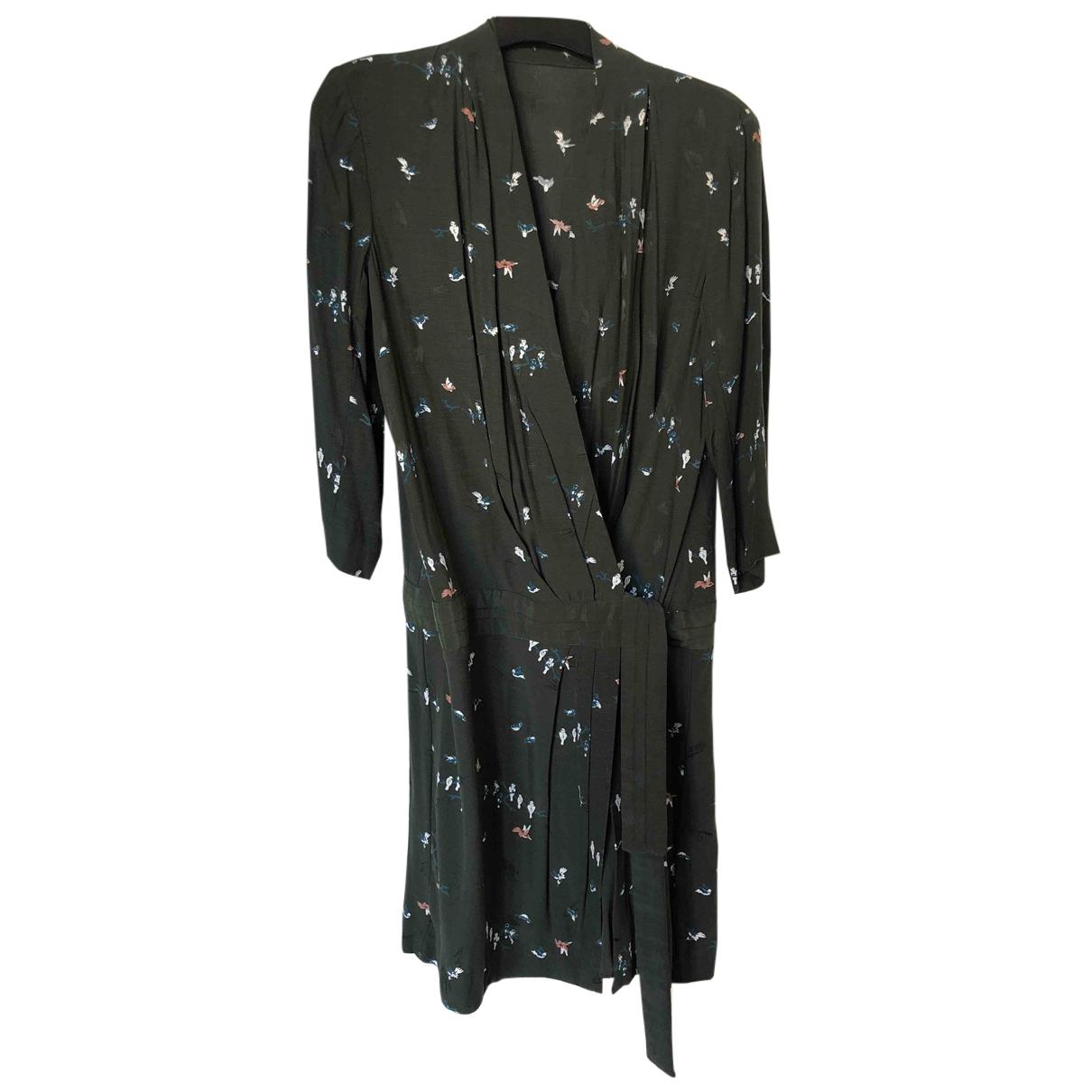 Comptoir Des Cotonniers - Robe   pour femme - vert
