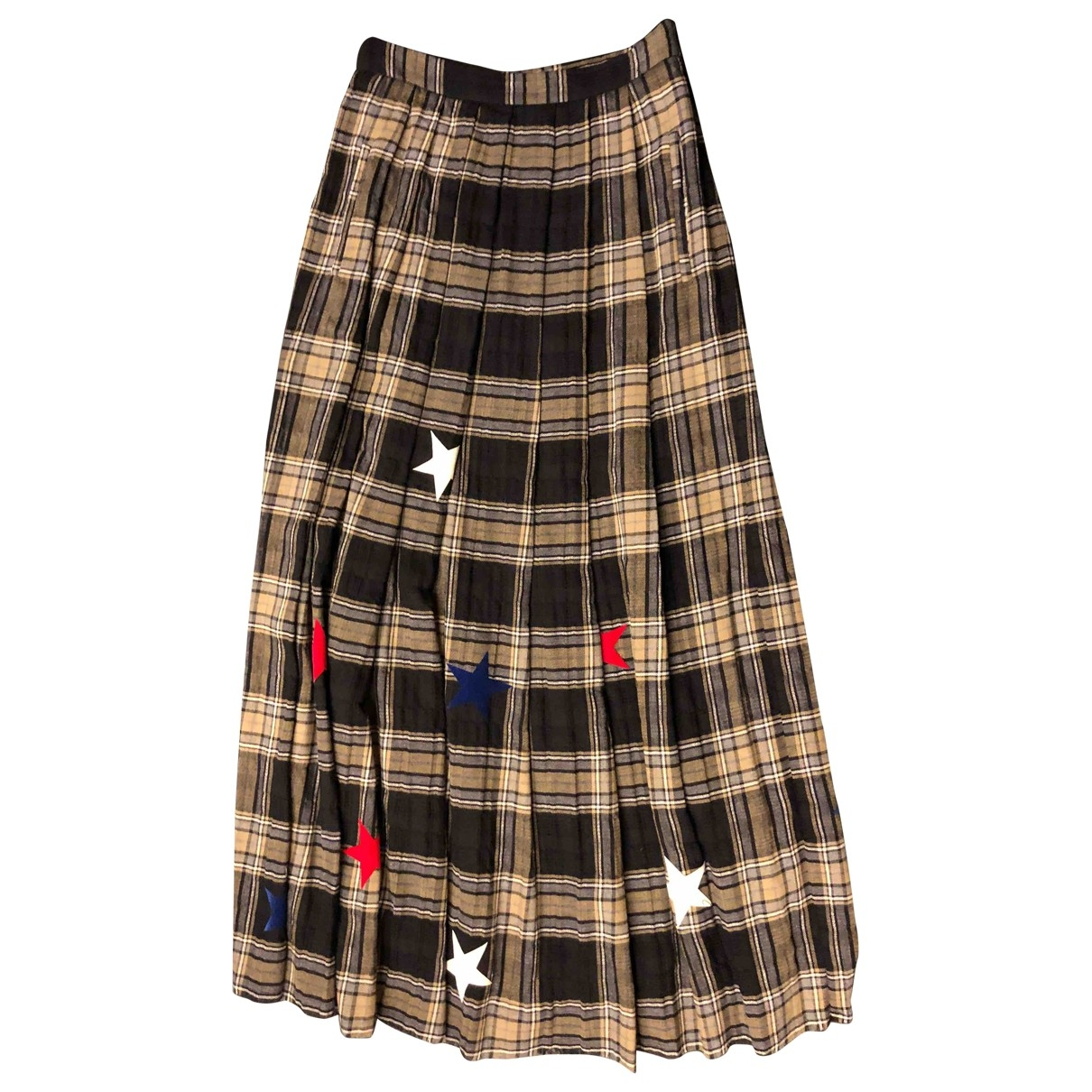 - Jupe   pour femme en coton