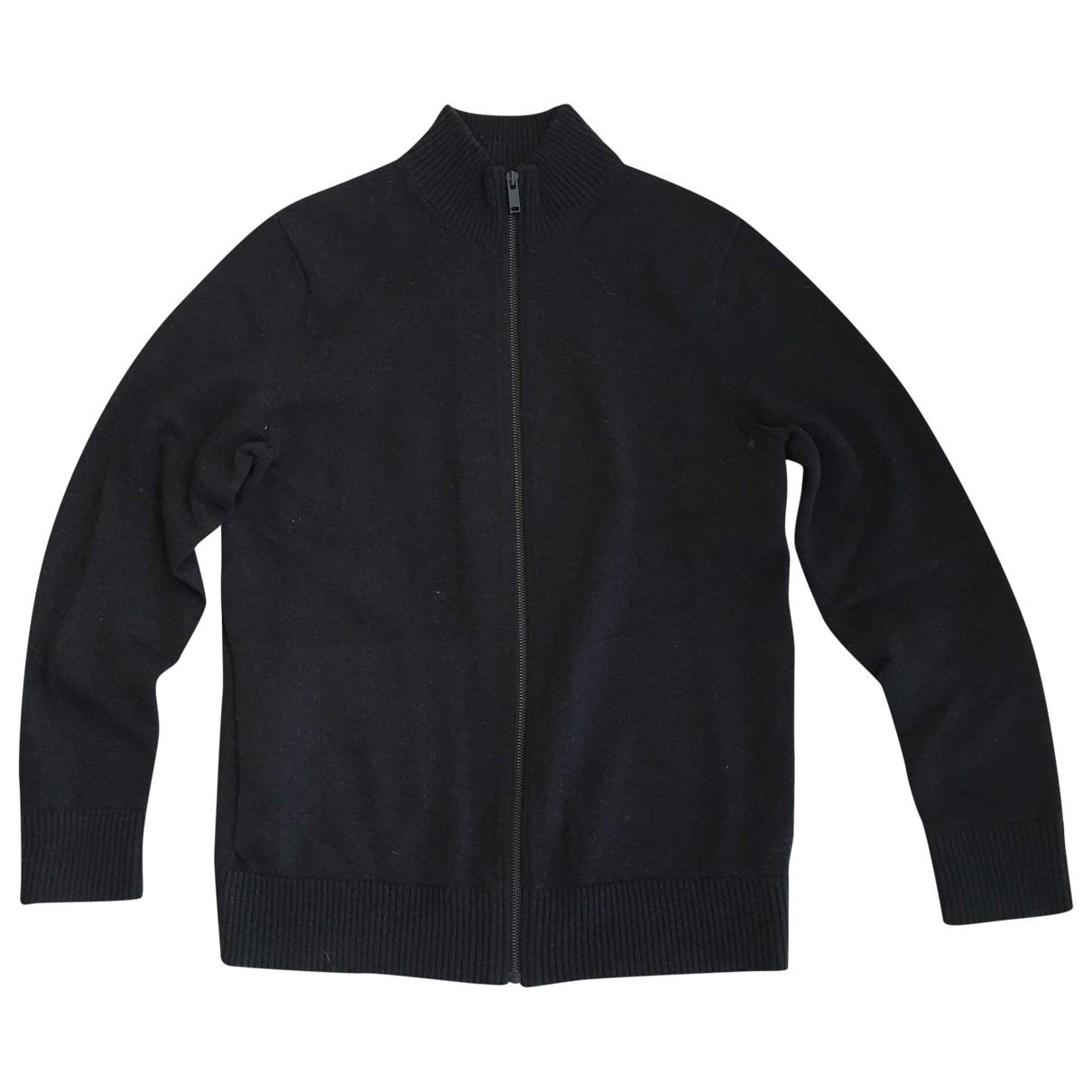 Cos - Pulls.Gilets.Sweats   pour homme en laine - anthracite