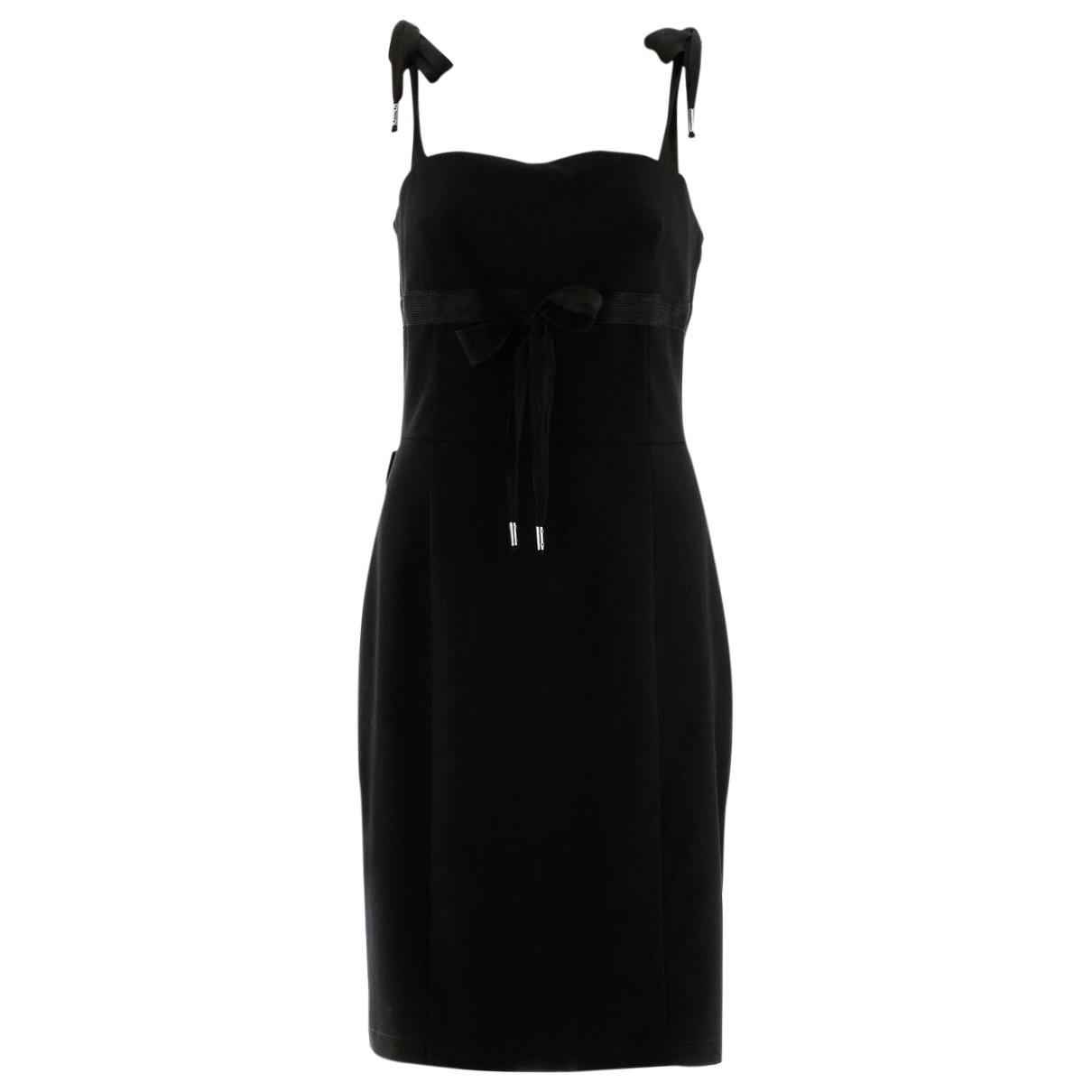 Moschino - Robe   pour femme - noir