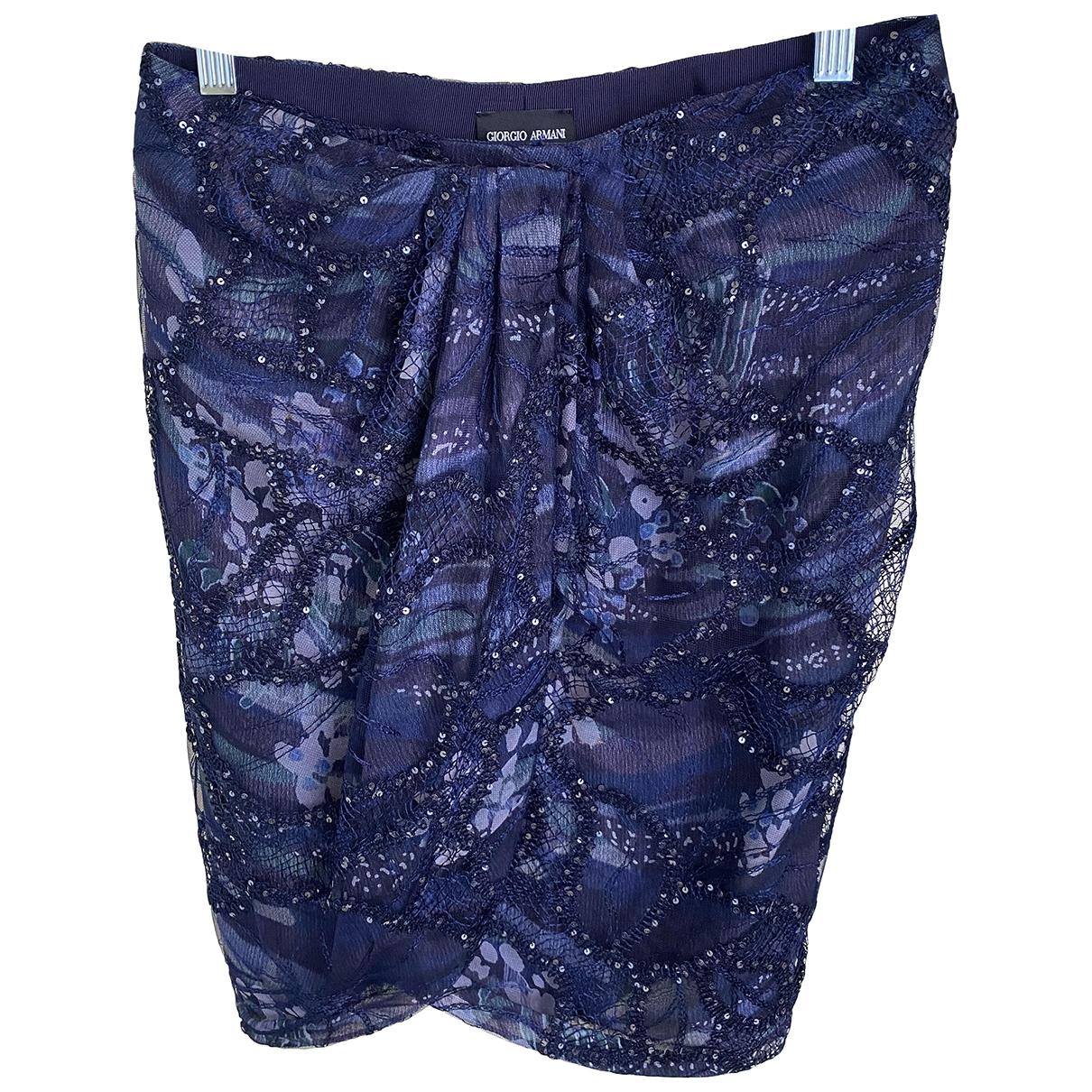 Mini falda Giorgio Armani