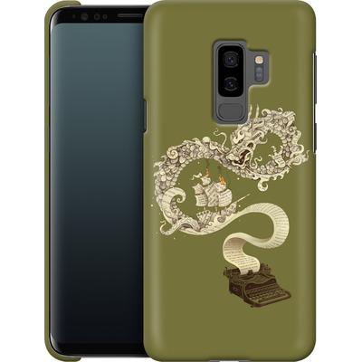 Samsung Galaxy S9 Plus Smartphone Huelle - Unleashed Imagination von Enkel Dika