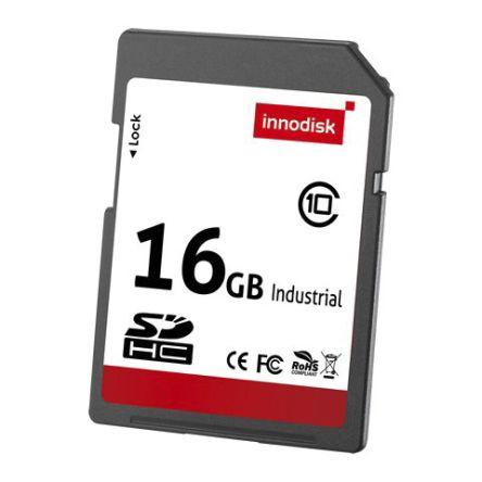 InnoDisk 16 GB Industrial SDHC SD Card