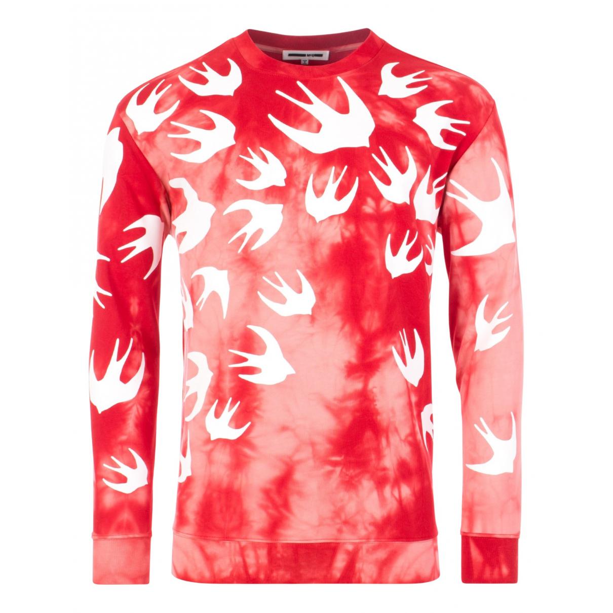 Mcq \N Pullover.Westen.Sweatshirts  in  Schwarz Wolle