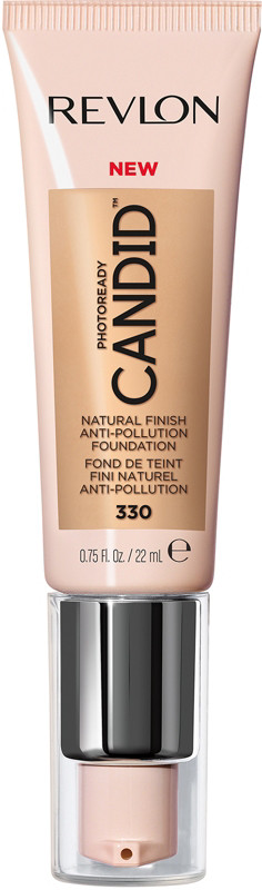PhotoReady Candid Natural Finish Anti-Pollution Foundation - Light Honey 330