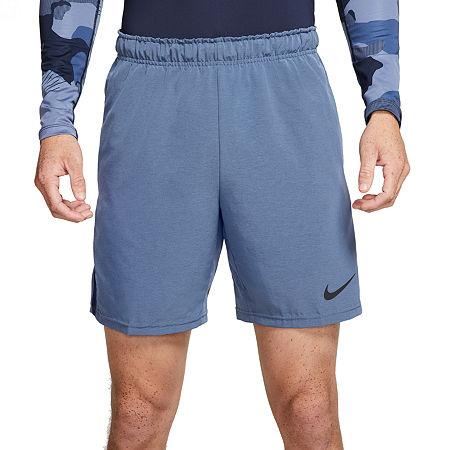 Nike Mens Pull-On Short, X-large , Blue