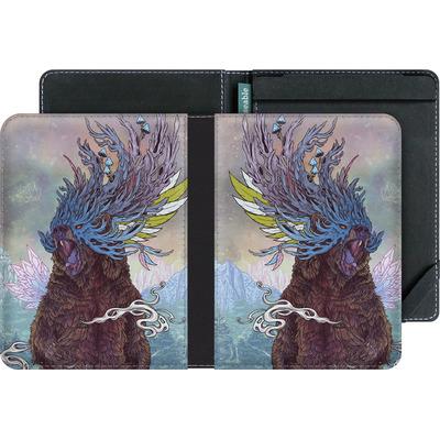 tolino vision 4 HD eBook Reader Huelle - Journeying Spirit - Bear von Mat Miller
