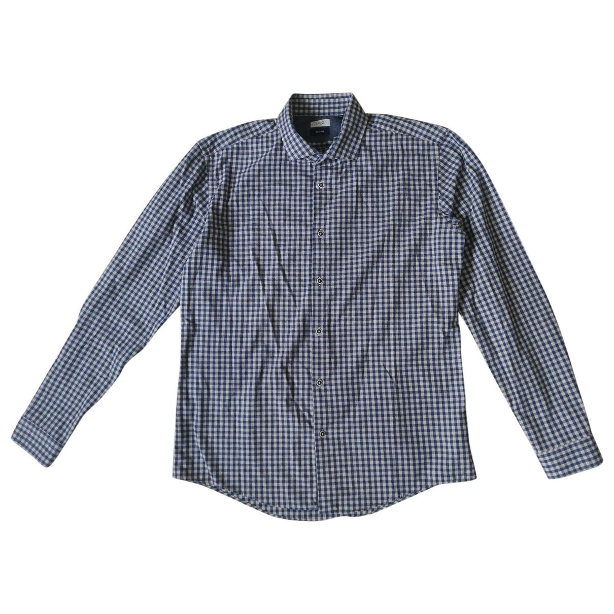 Liu.jo - Chemises   pour homme en coton - multicolore