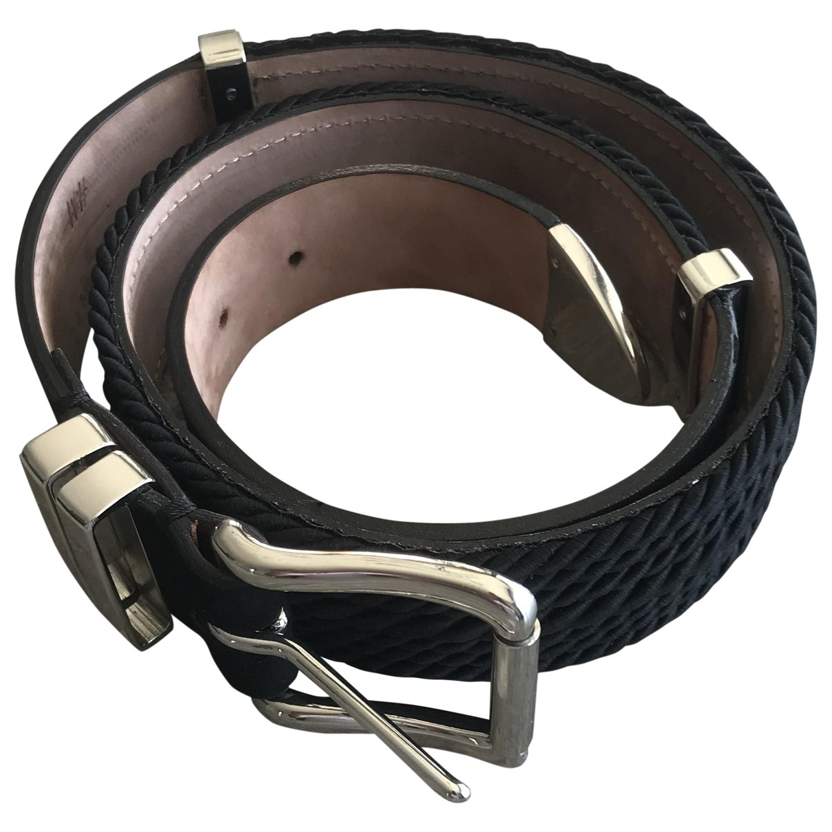 Cinturon de Cuero Balmain For H&m