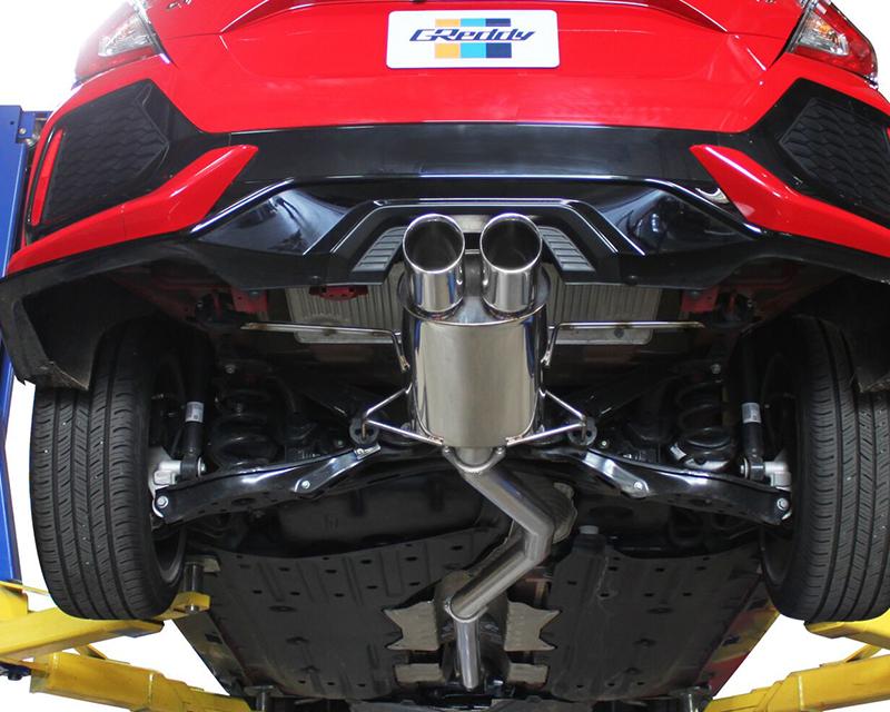 GReddy Supreme SP Exhaust System Honda Civic Sport HB 1.5T 16-20