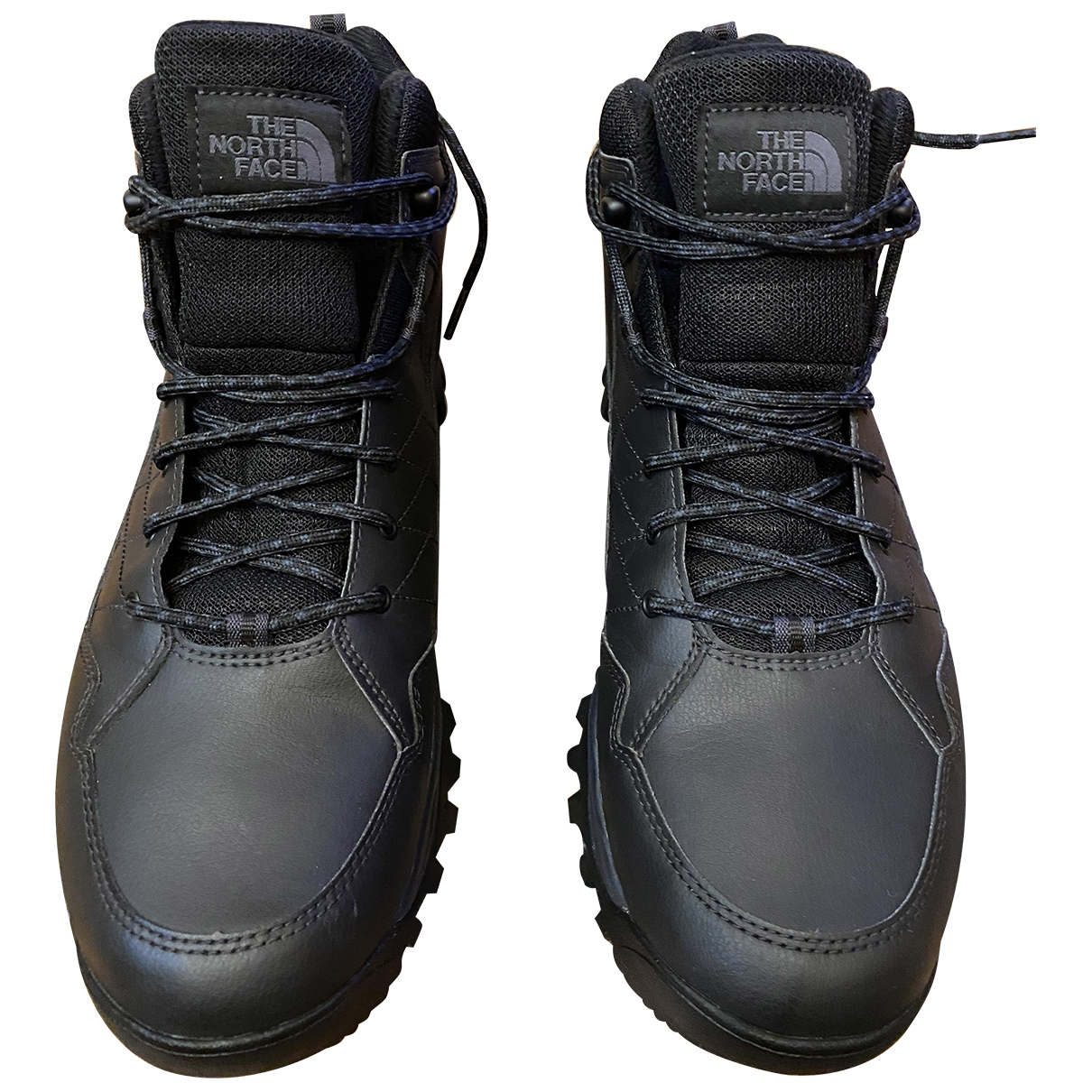 The North Face \N Stiefel in  Schwarz Leder