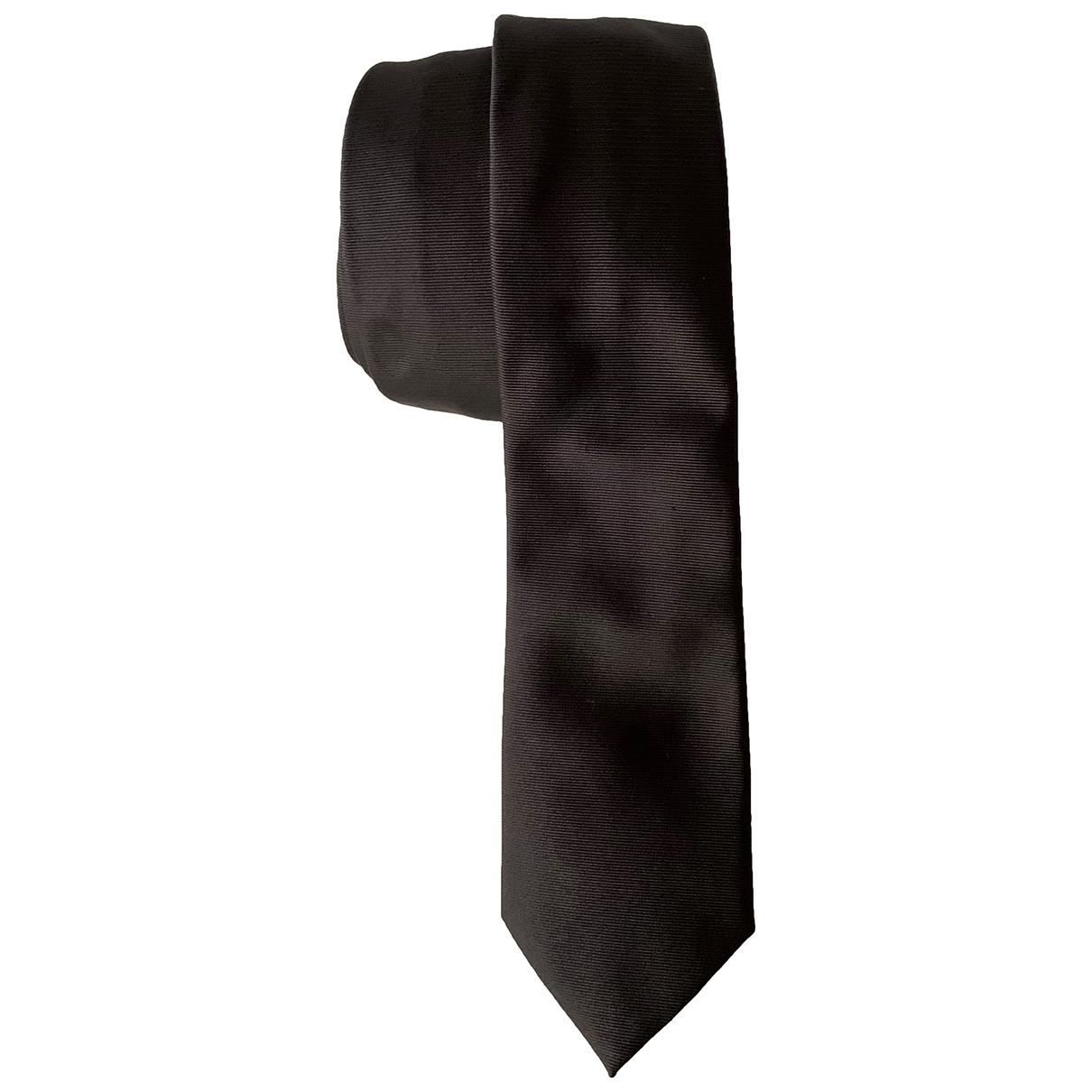 Givenchy - Cravates   pour homme en soie - noir