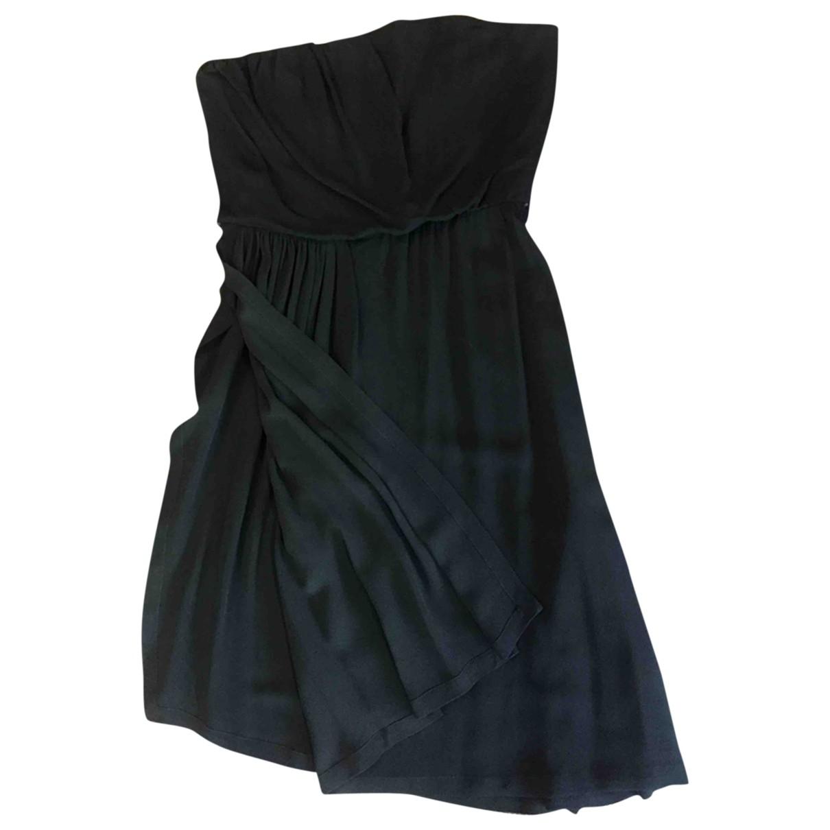 Yves Saint Laurent \N Black dress for Women 38 FR