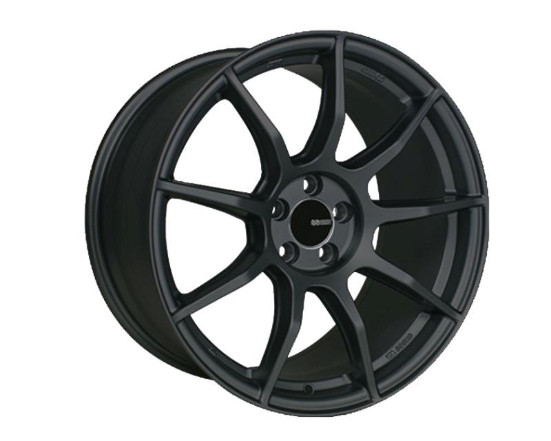 Enkei TS9 Wheel Tuning Series Black 18x9.5 5x114.3 30mm