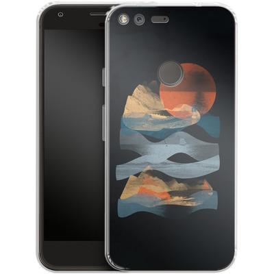 Google Pixel Silikon Handyhuelle - Descend von ND Tank