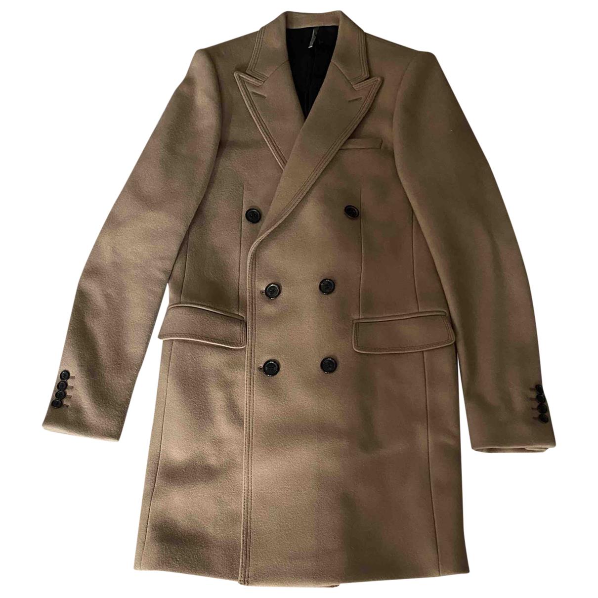 Abrigo de Lana Dior Homme