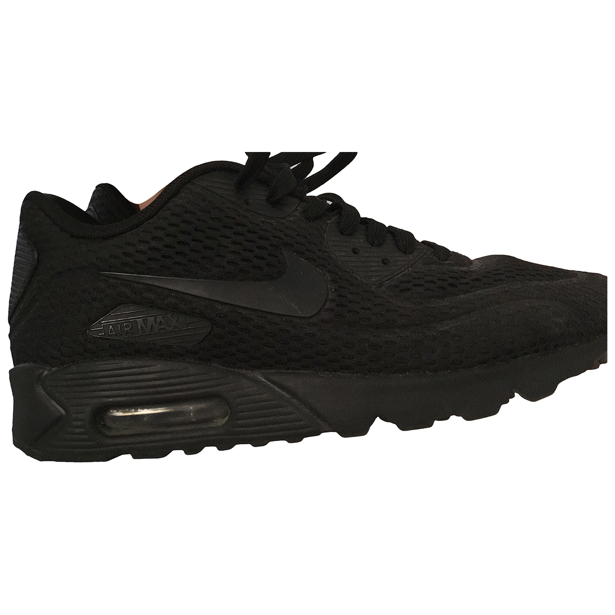 Nike - Baskets Air Max 90 pour femme - noir