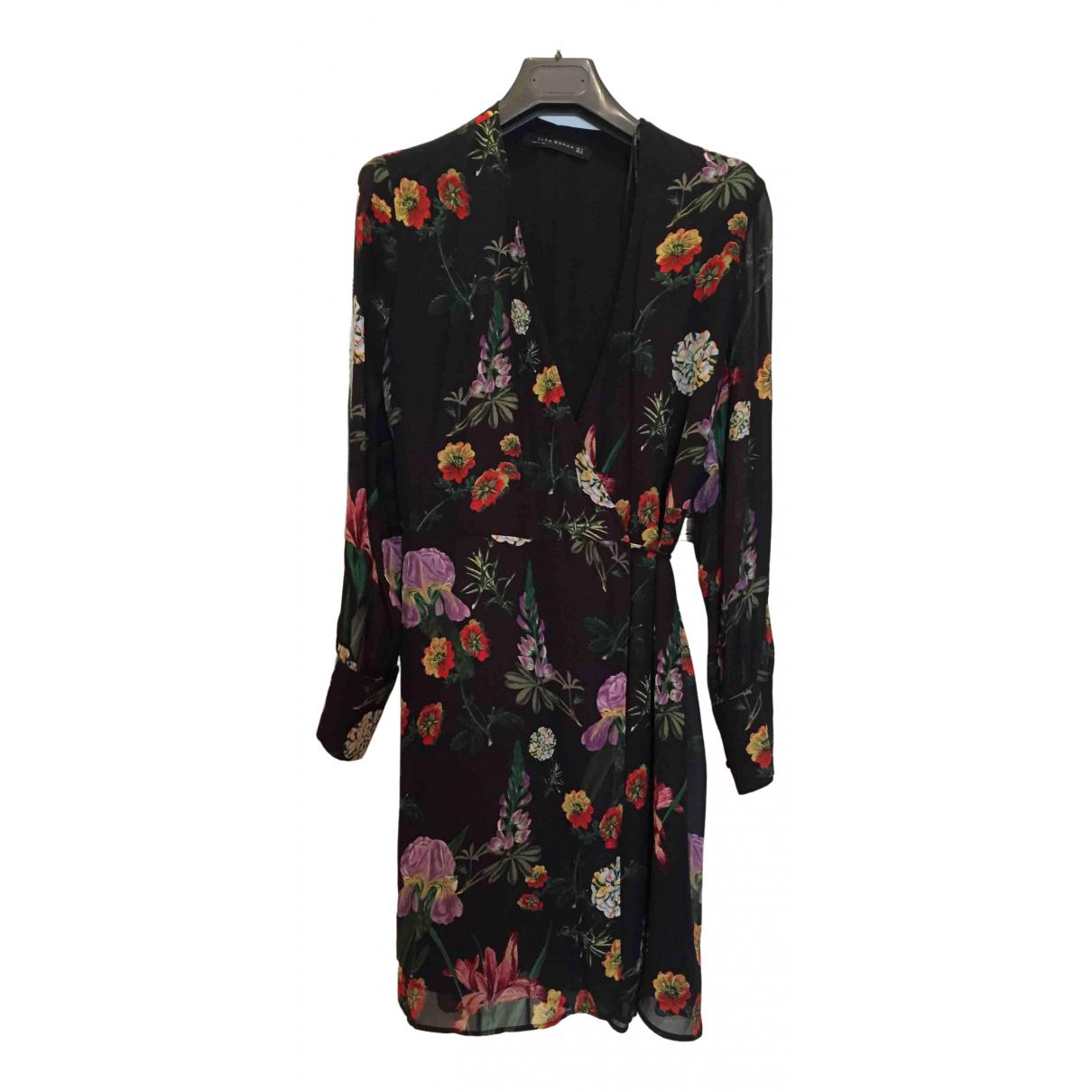 Zara N Multicolour dress for Women M International