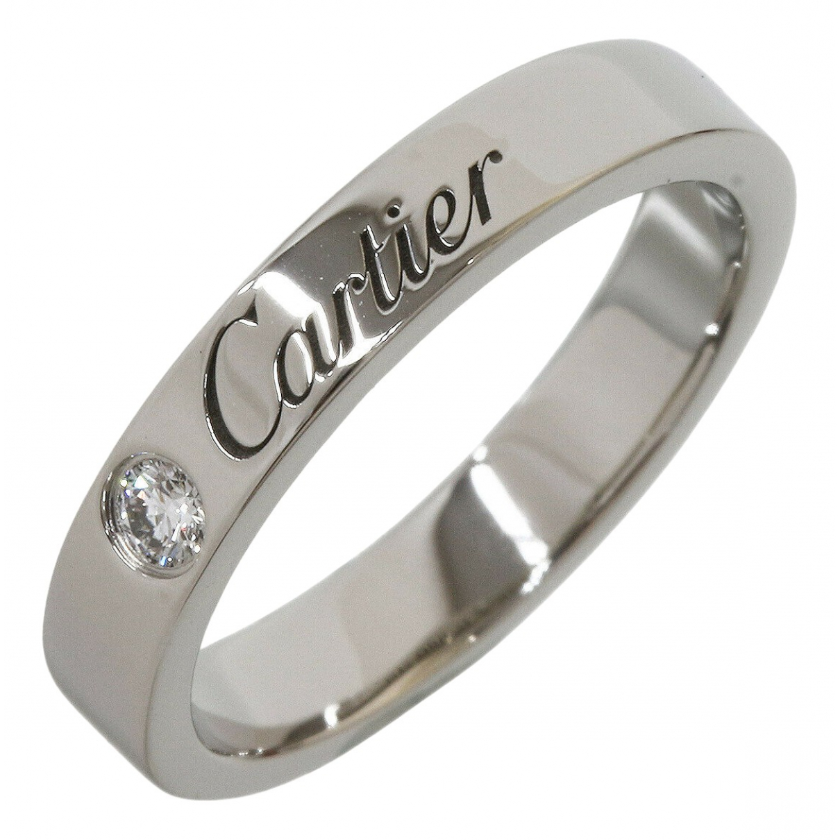 Cartier \N Ring in Weissgold