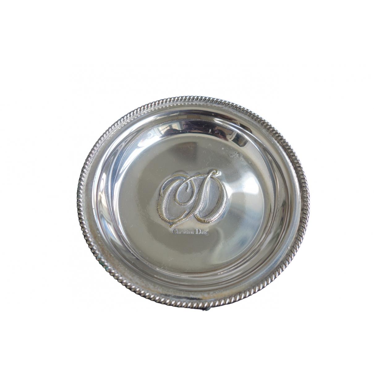 Dior \N Tischkultur in  Silber Metall