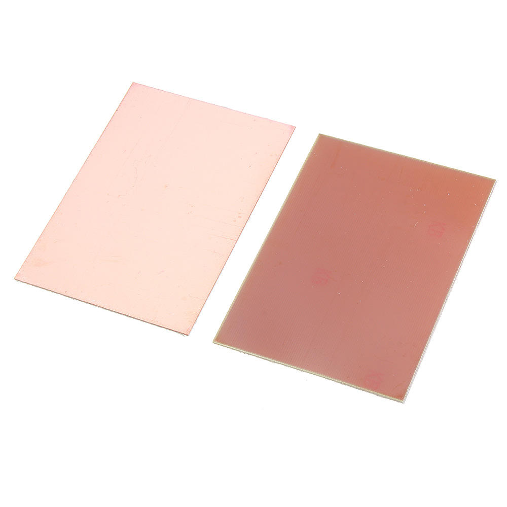 10pcs 7x10cm Single Sided Copper PCB Board FR4 Fiberglass Board