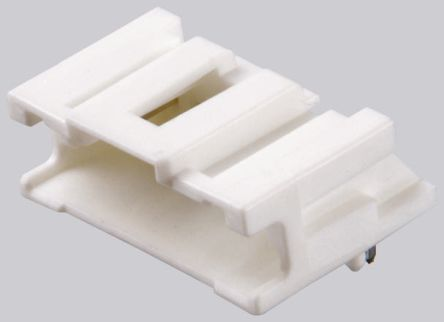 Molex , MicroClasp, 55935, 15 Way, 1 Row, Right Angle PCB Header (10)