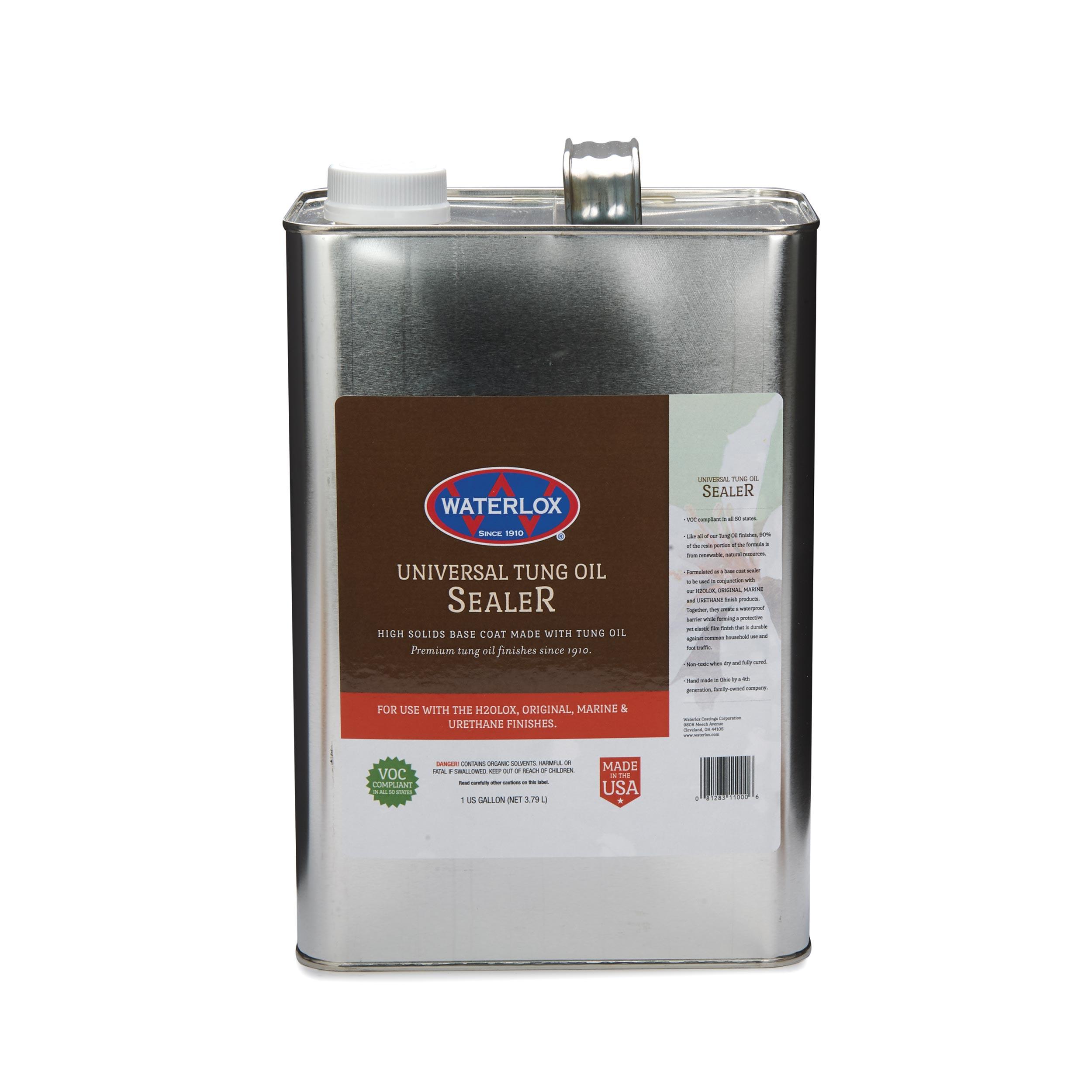 Universal Tung Oil Sealer Gallon