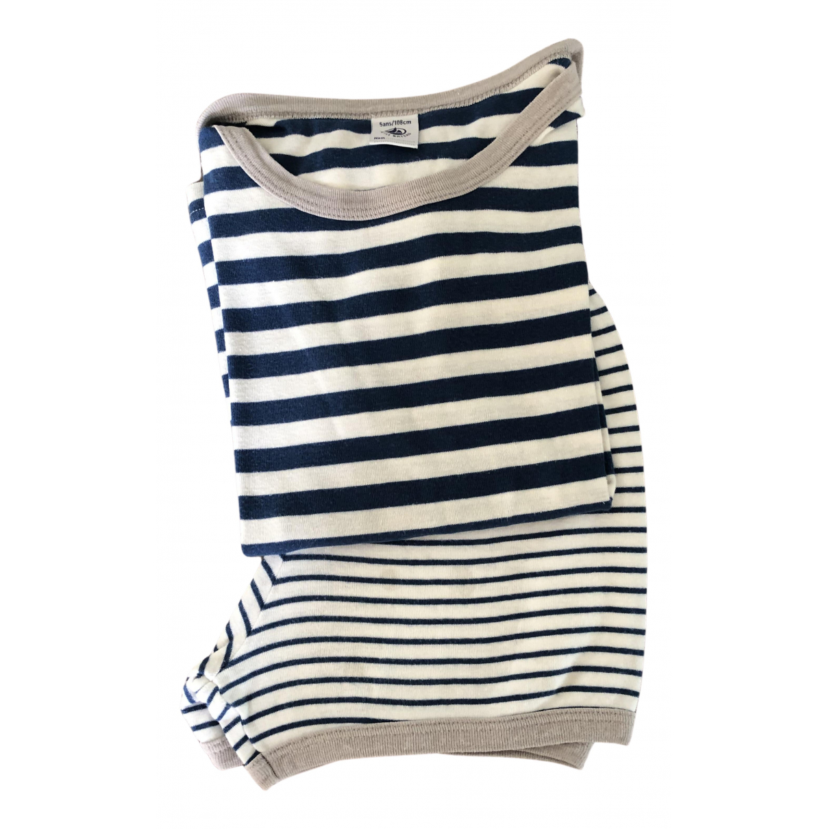 Petit Bateau N Multicolour Cotton Outfits for Kids 5 years - up to 108cm FR