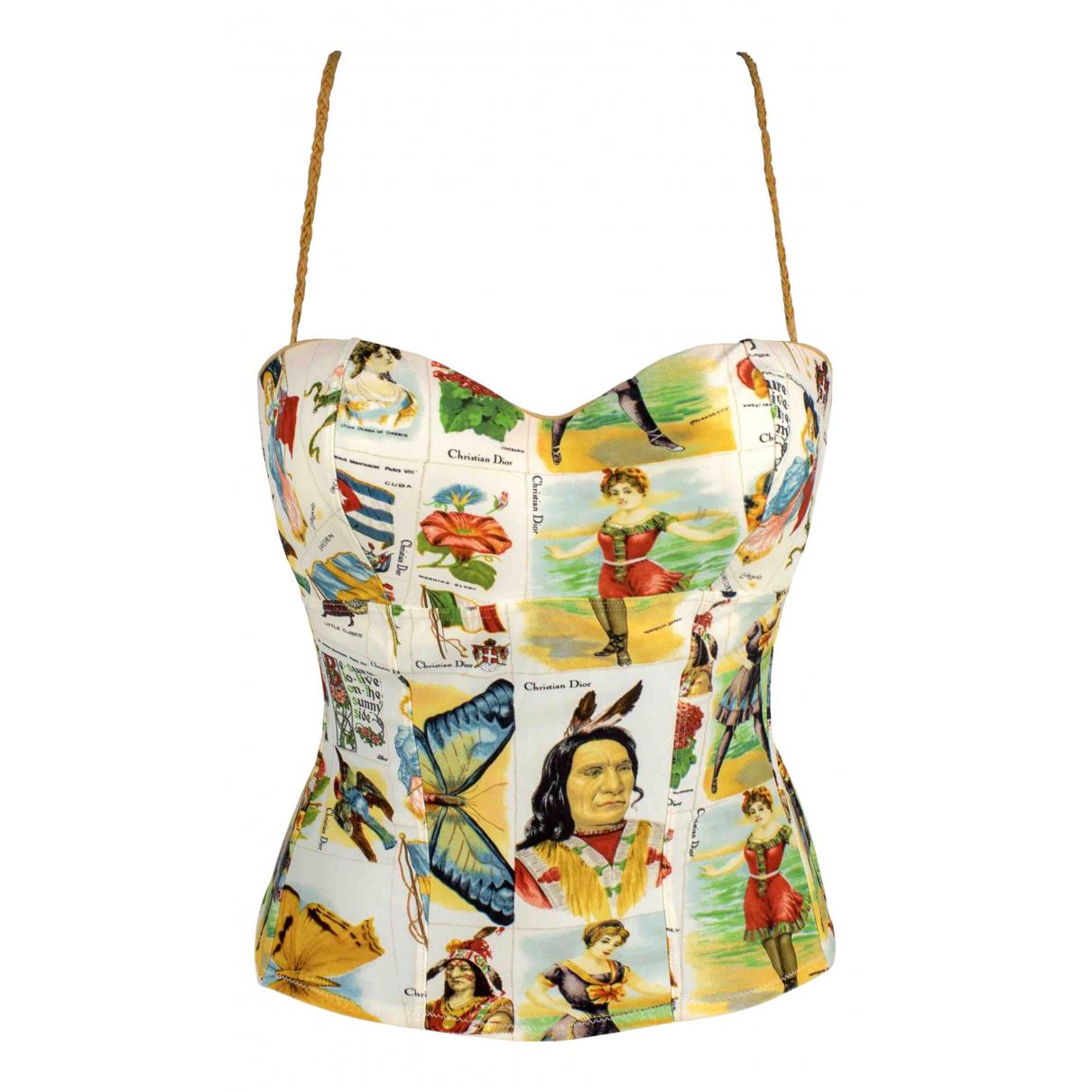 Dior \N Multicolour  top for Women 36 FR