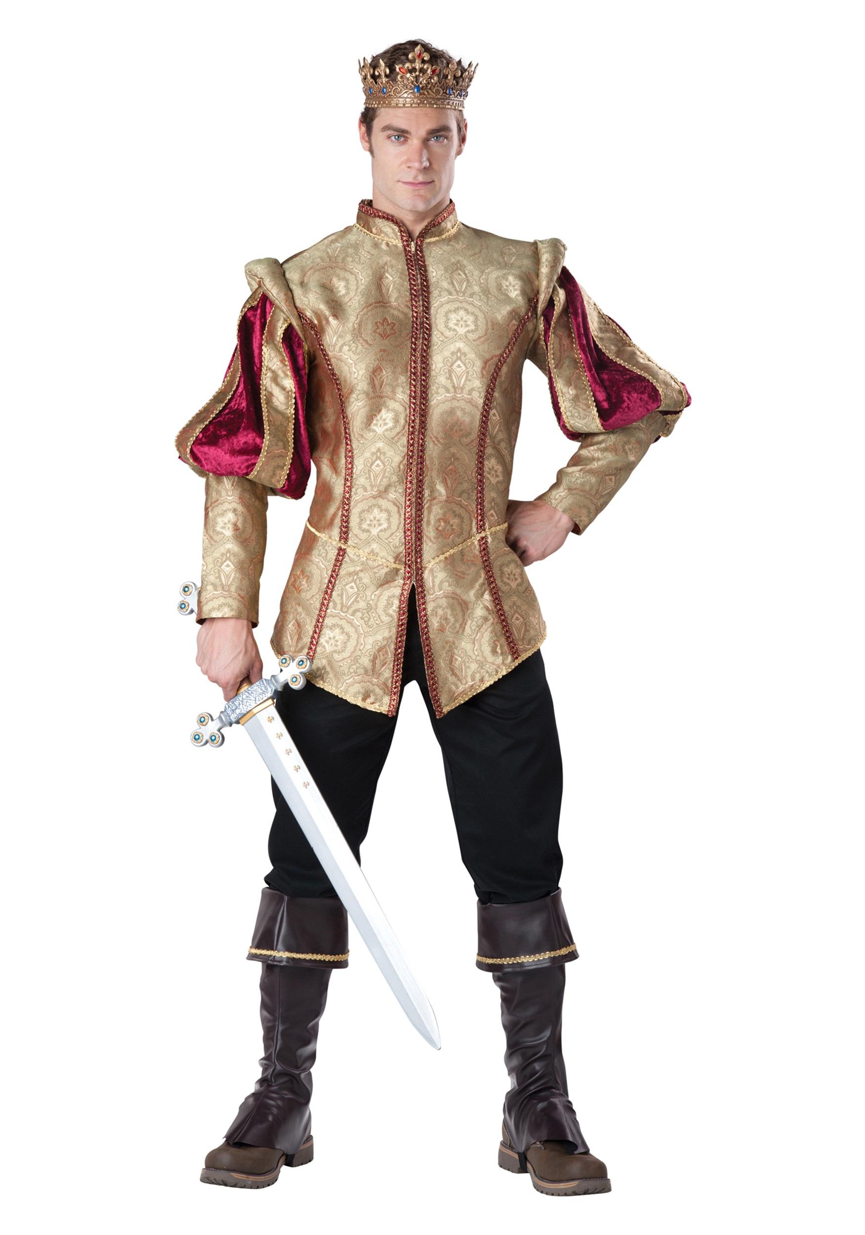 Elite Renaissance Prince Costume for Men