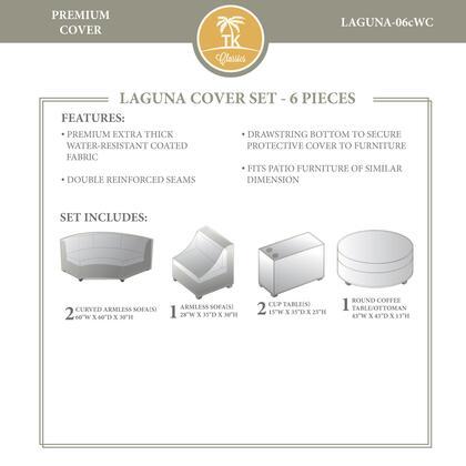 LAGUNA-06cWC Protective Cover