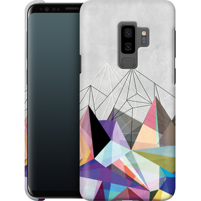 Samsung Galaxy S9 Plus Smartphone Huelle - Colorflash 3 von Mareike Bohmer