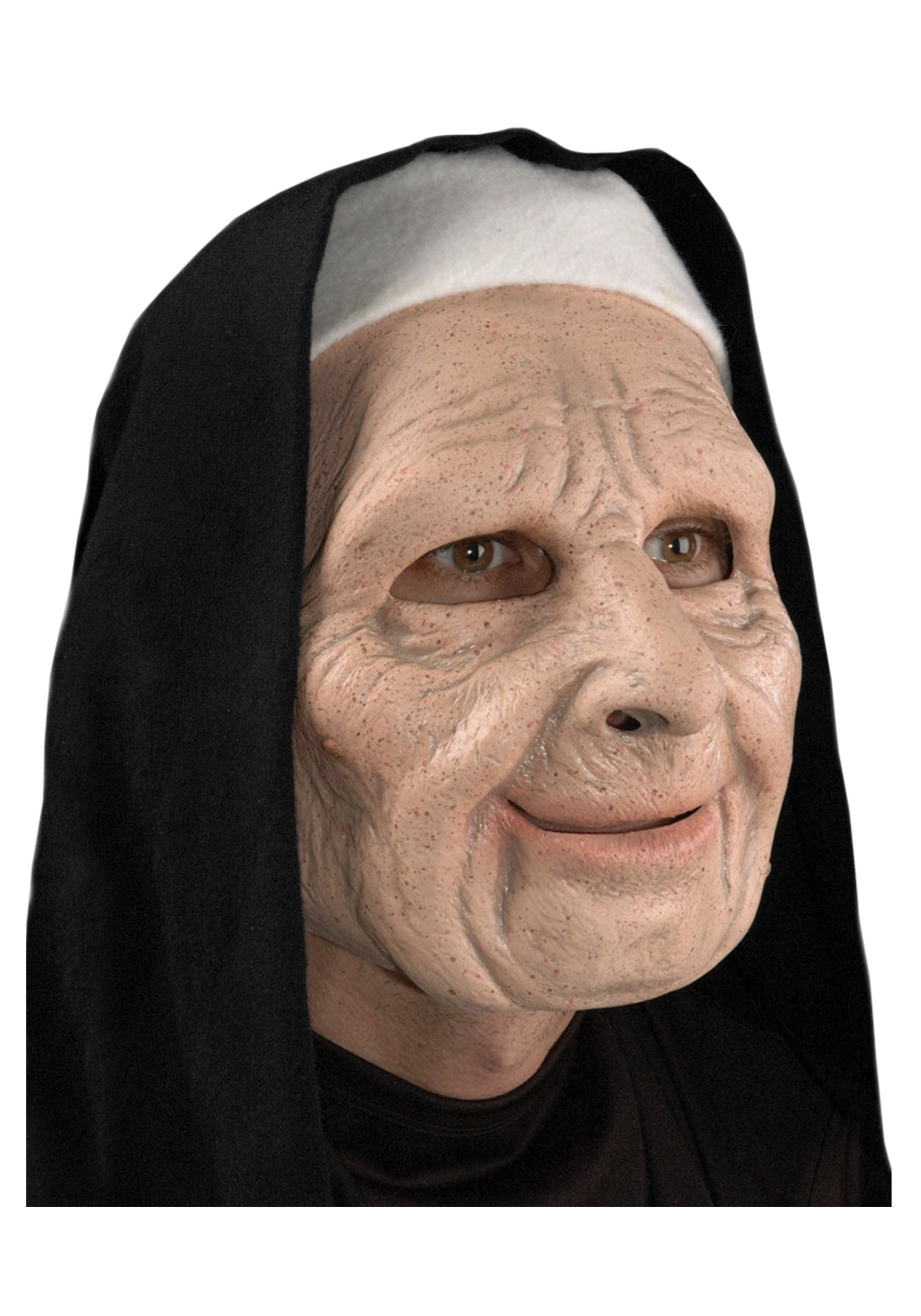 Adult The Town Scary Nun Mask