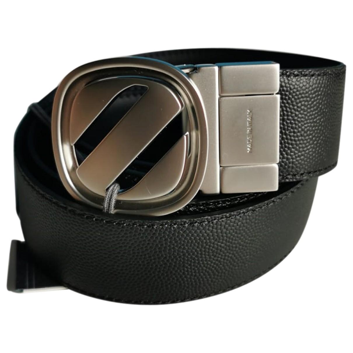 Cinturon de Cuero Ermenegildo Zegna