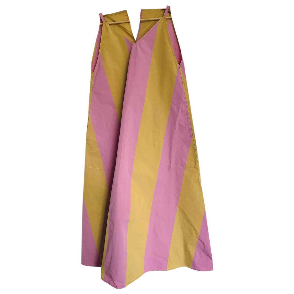 Sofie Dhoore \N Kleid in  Bunt Baumwolle