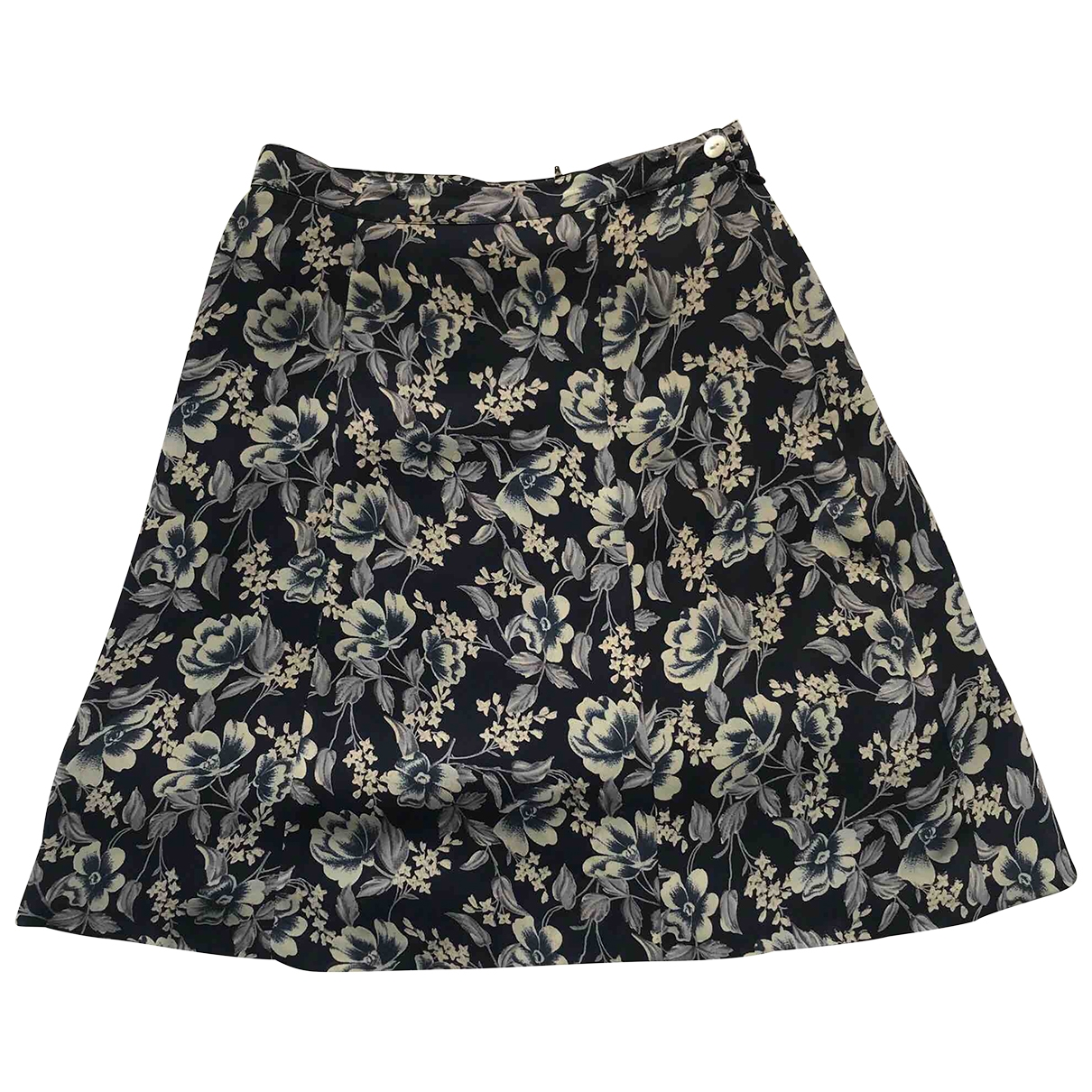 Cacharel \N Rocke in  Schwarz Polyester