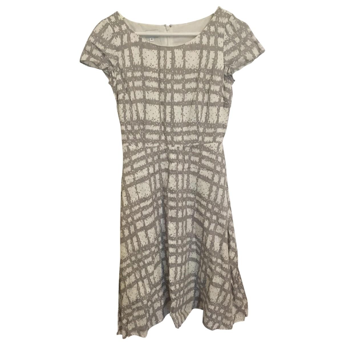 Hobbs \N Kleid in  Bunt Baumwolle