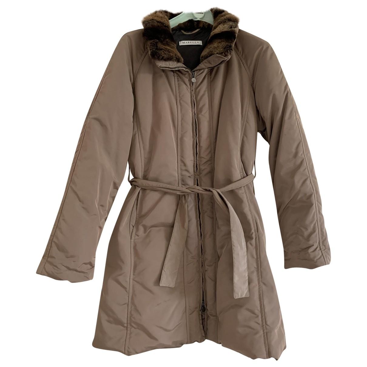 Marella - Manteau   pour femme - marron