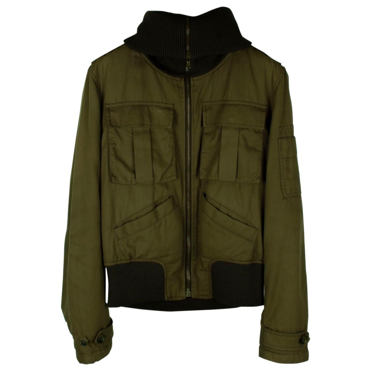 Dolce & Gabbana \N Khaki Cotton jacket  for Men M International