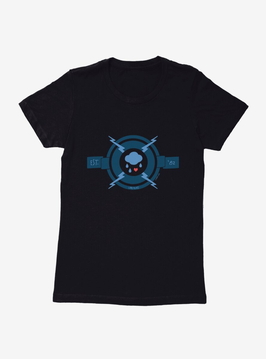 Care Bears Grumpy Bear 1982 Icon Womens T-Shirt