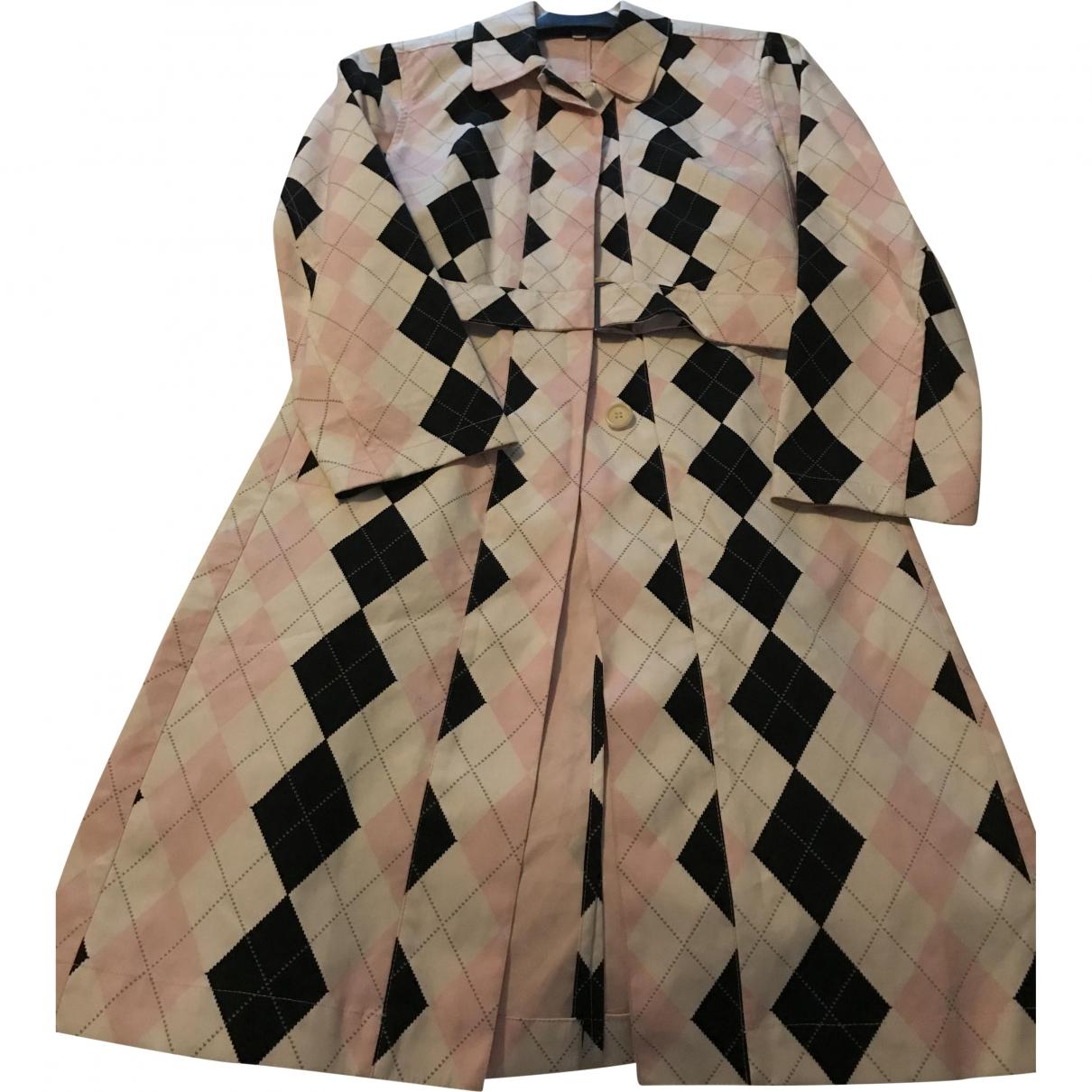 Pringle Of Scotland - Manteau   pour femme en coton