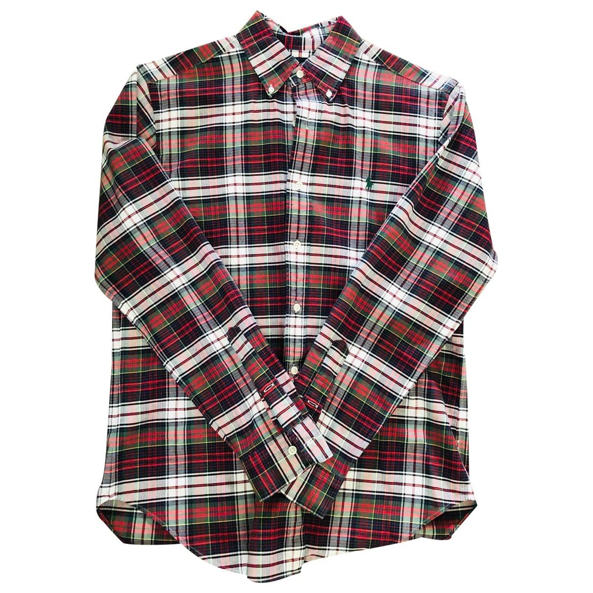 Ralph Lauren \N Multicolour Cotton Shirts for Men S International