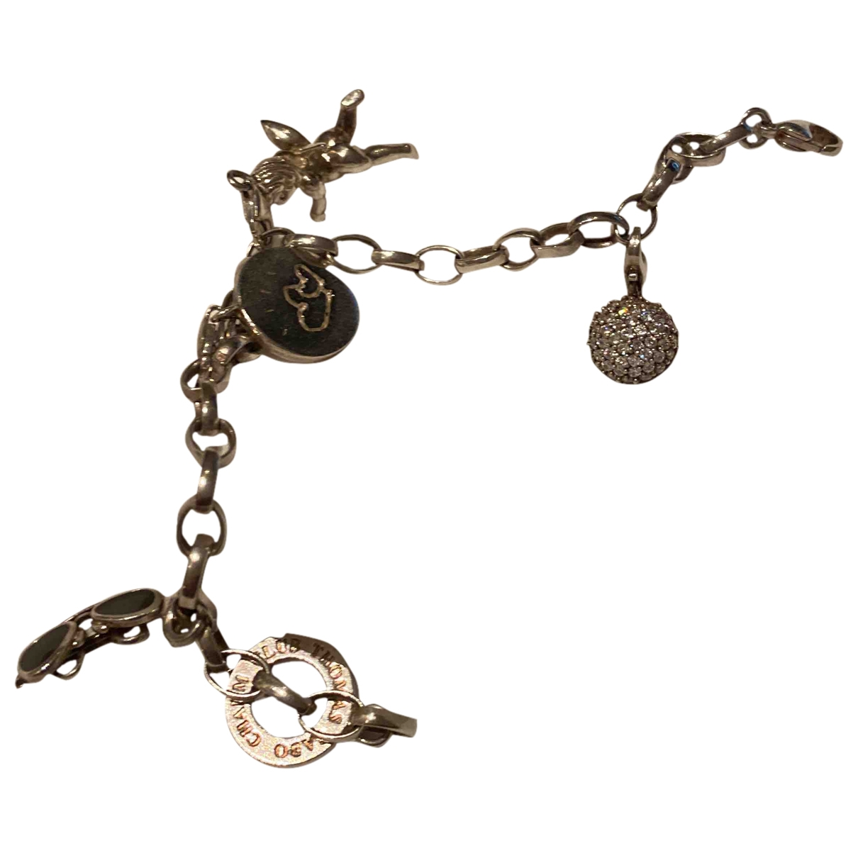 Thomas Sabo \N Silver Metal bracelet for Women \N