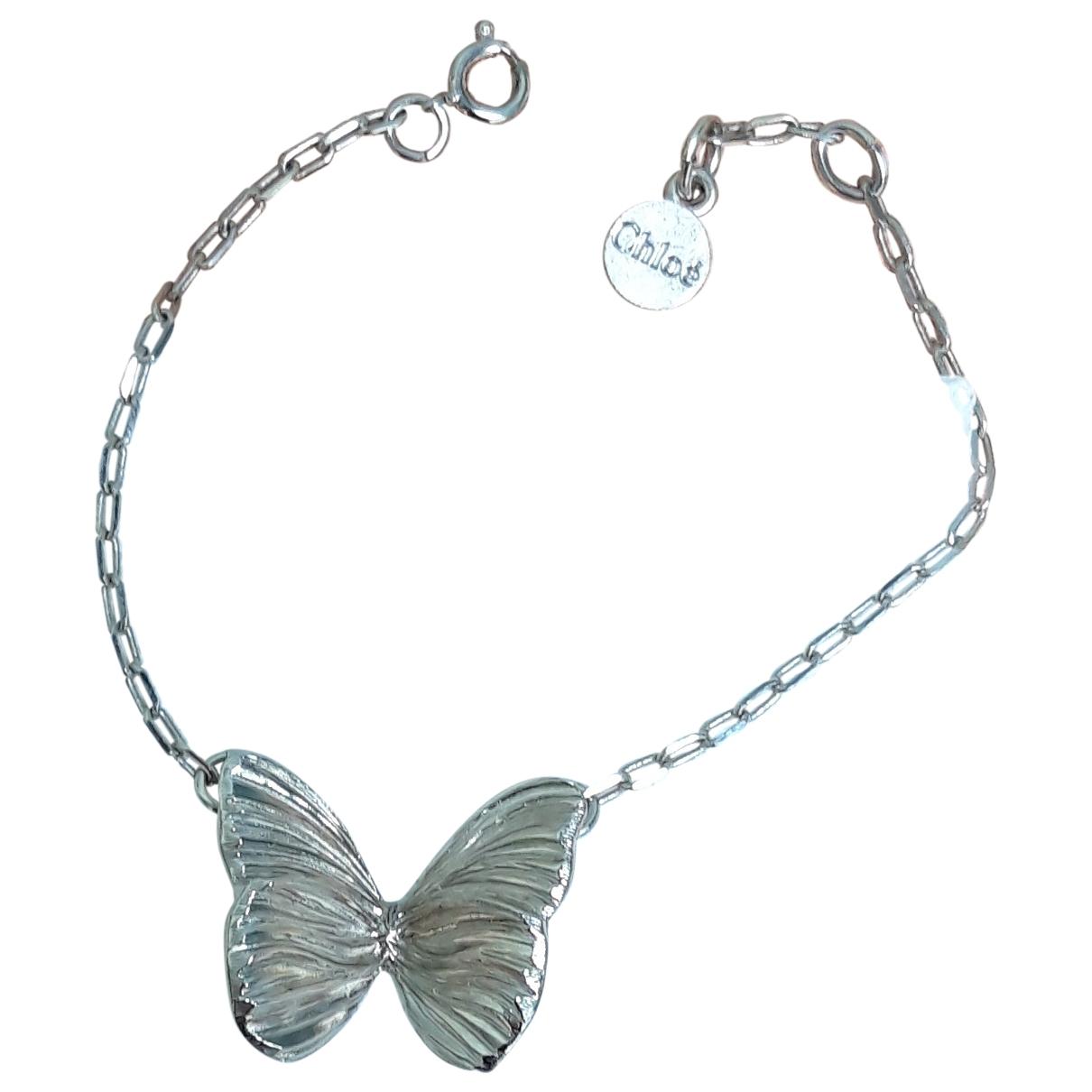 Chloe \N Armband in  Silber Metall