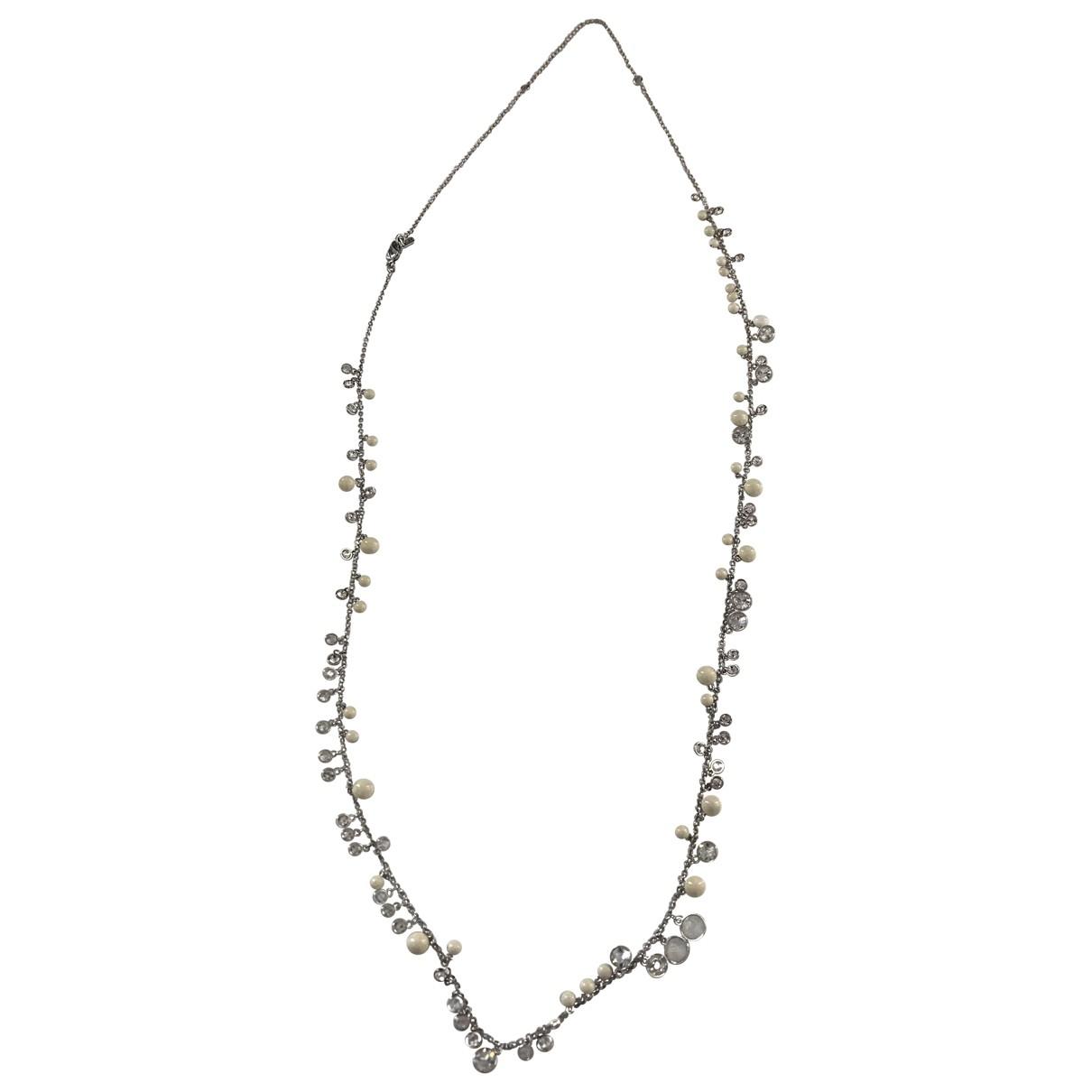 Swarovski \N Silver Crystal necklace for Women \N